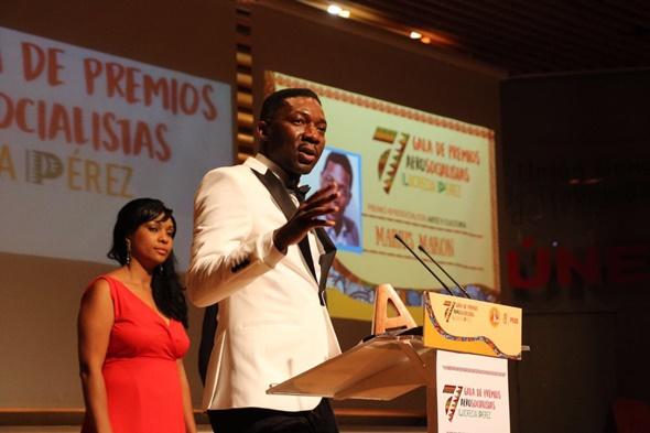 MariusMakon_PremioAfrosocialista
